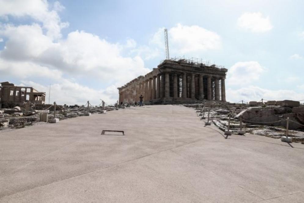 Η αισθητική της ελληνικής αστικής τάξης, με αφορμή την Ακρόπολη, του Βασίλη Λιόση