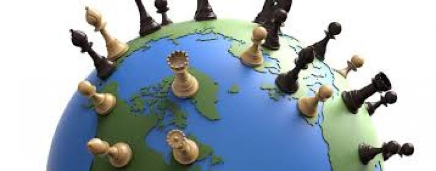 Γεωπολιτικές αντιθέσεις στο σύγχρονο ιμπεριαλισμό, Του Πέτρου Παπακωνσταντίνου
