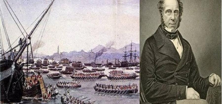 Μεγάλη Παρασκευή του 1849: η υπόθεση Πατσίφικο, του Σπύρου Αλεξίου