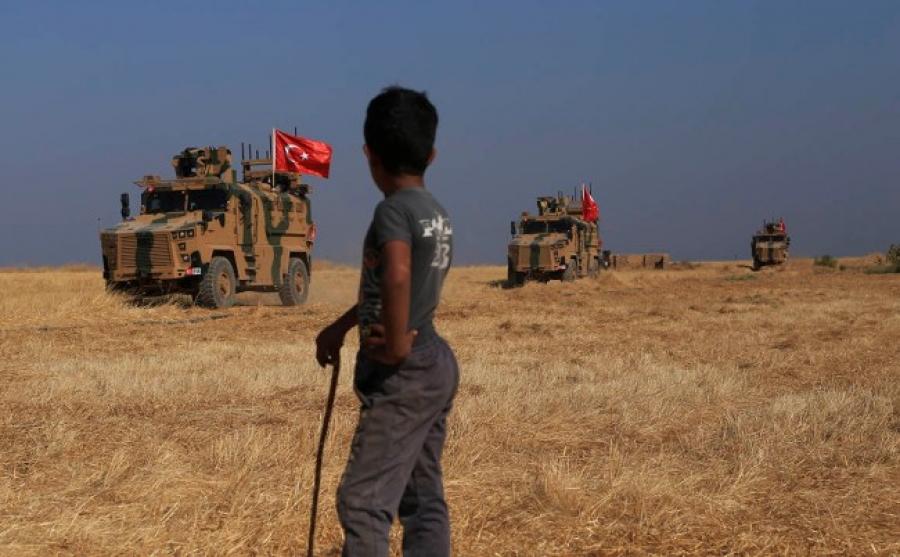 Συρία – Τραμπ – Τουρκία: Τι πήρε χαμπάρι η ελληνική ατλαντική μακαριότητα;  του Διονύση Ελευθεράτου