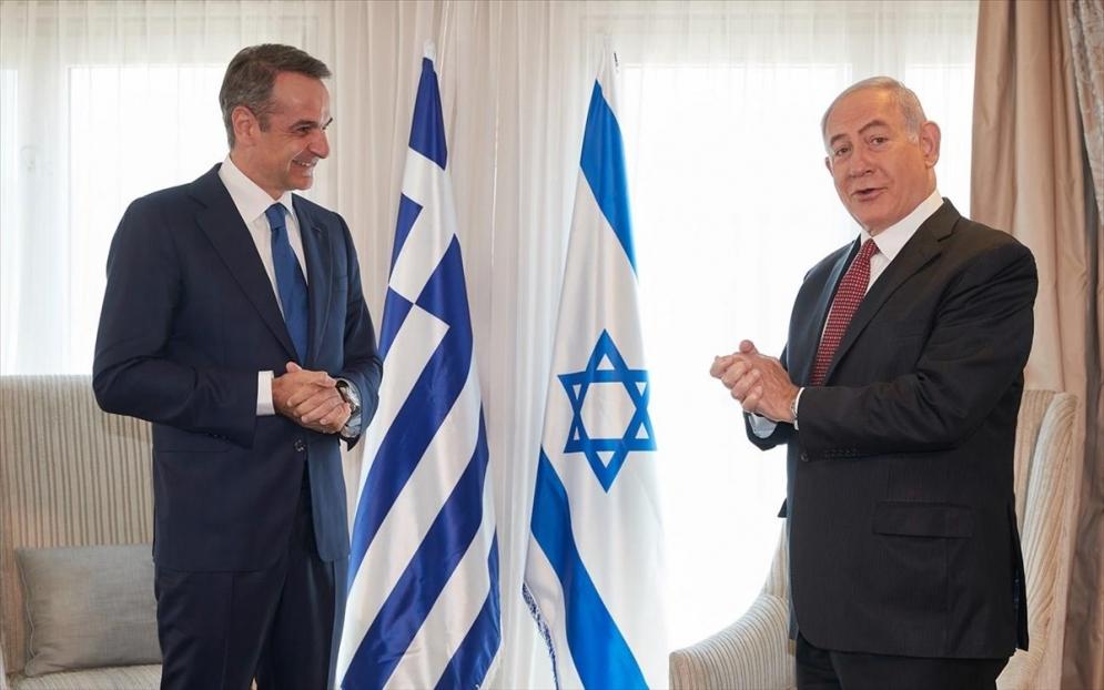 «Το συμφέρον μας είναι με το Ισραήλ»: Ένα ξετσίπωτο δόγμα, για υποκριτές ή ανόητους… του Διονύση Ελευθεράτου