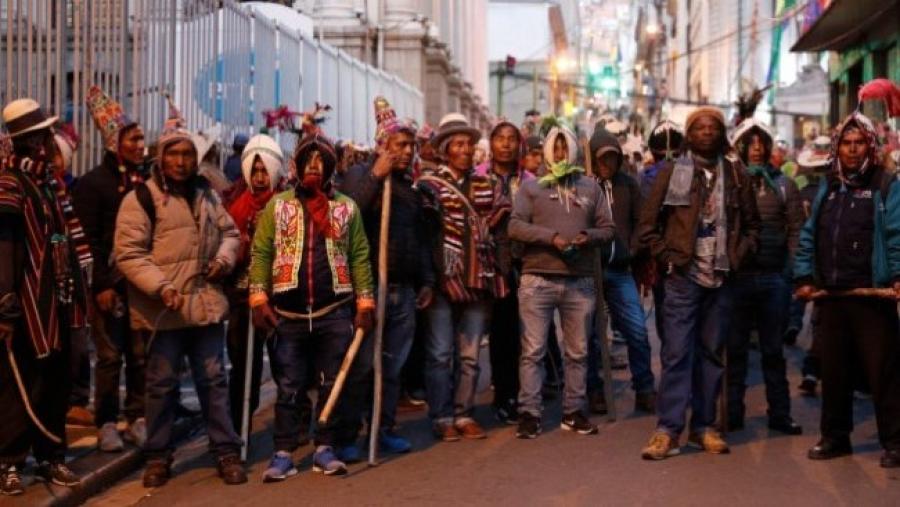 Βολιβία: Ένα ακόμα ρατσιστικό πραξικόπημα ενάντια στους ιθαγενείς λαούς της! Του Γιώργου Μητραλιά