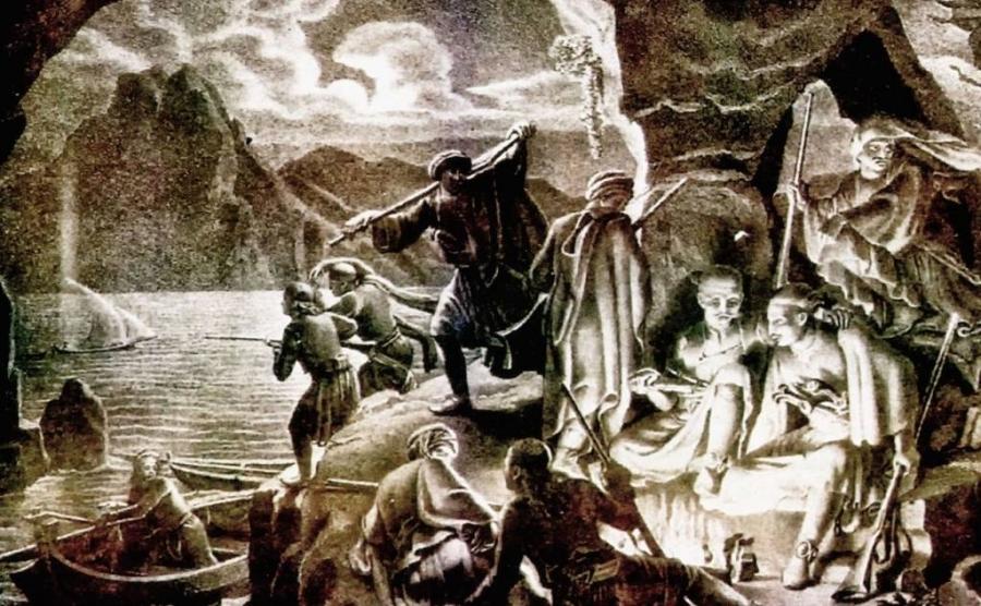 Τα «Μαύρα πλοία»: οι πειρατές του Βορείου Αιγαίου, του Σπύρου Αλεξίου