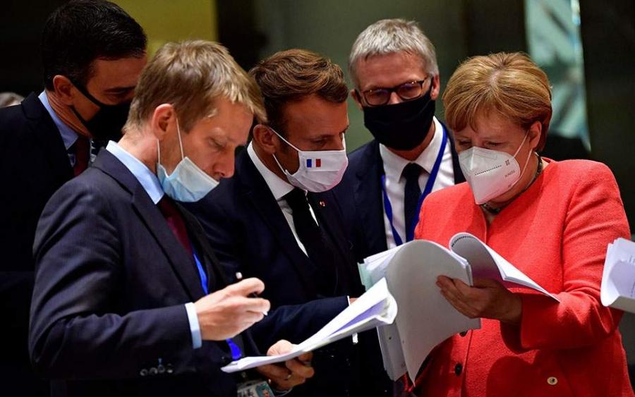 Απόφαση Συνόδου Κορυφής ΕΕ, 21 Ιουλίου: Ανασυγκρότηση με τα υλικά της καταστροφής, του Λεωνίδα Βατικιώτη