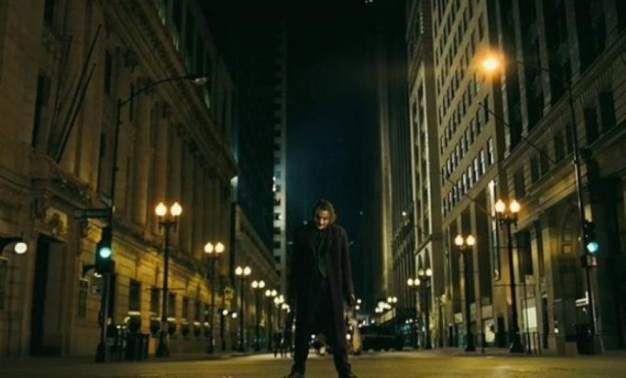 Ο Joker στο δικό μας Γκόθαμ Σίτι, του Θανάση Σκαμνάκη