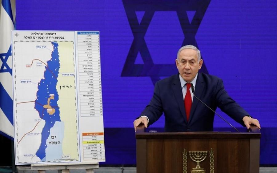 Προσπαθούν να ποινικοποιήσουν την κριτική στο Ισραήλ! του Μαρουάν Τουμπάσι