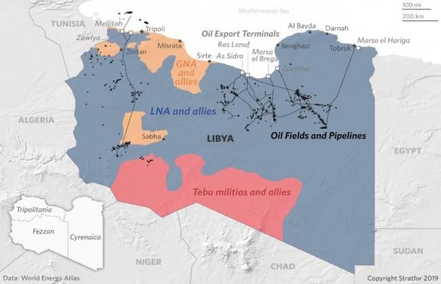 Η τουρκική διείσδυση στην Αφρική και η Λιβύη, του Αλέκου Αναγνωστάκη