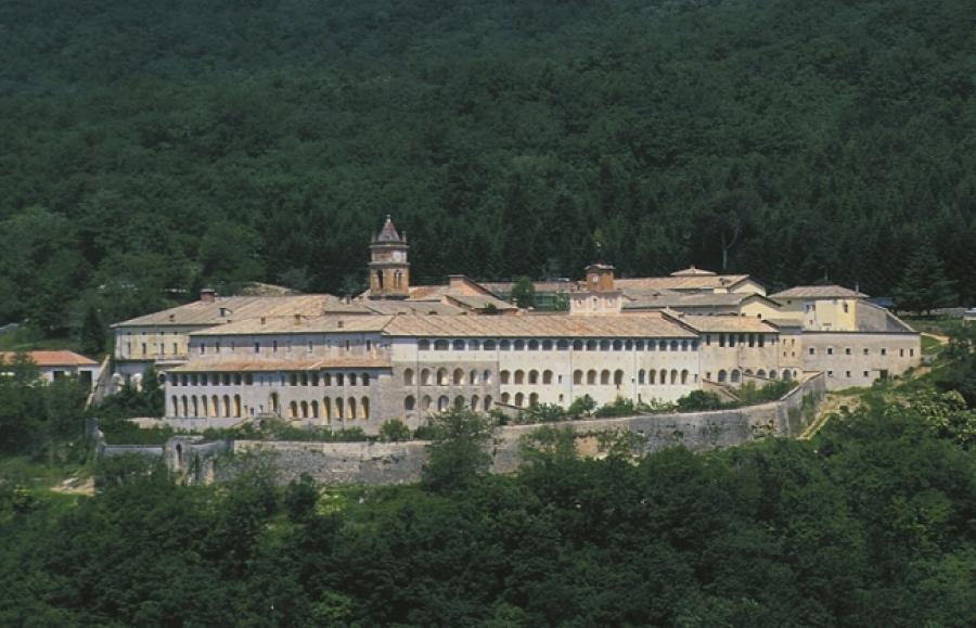Trisulti monastery