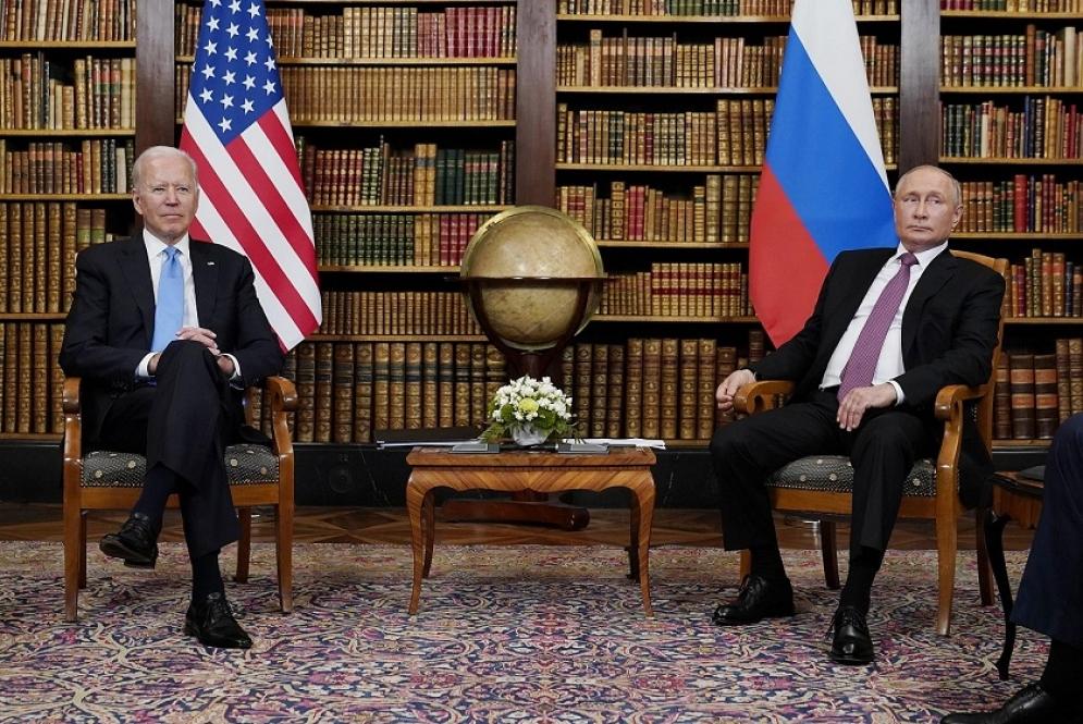 Συμπεράσματα από την σύνοδο κορυφής των Πούτιν - Μπάιντεν του  Lupo di mare